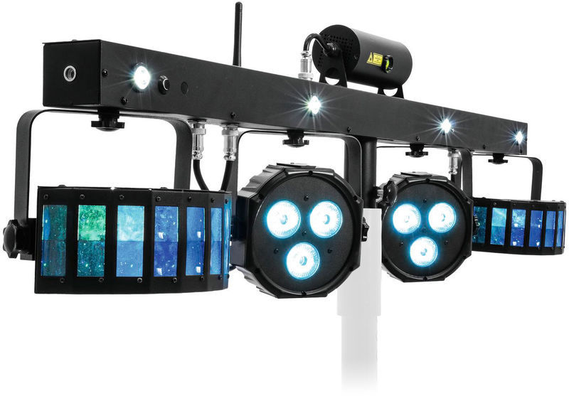 DJ Hannover Eurolite LED KLS Laser Bar FX-Set